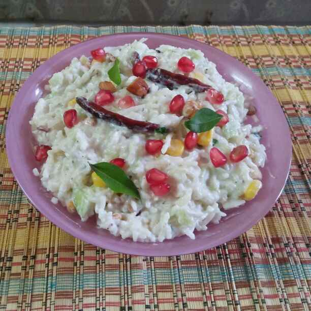 Photo of CURD RICE by Shilpa gupta at BetterButter