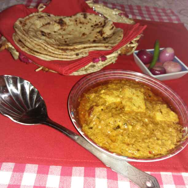 How to make #Paneer Butter Masala