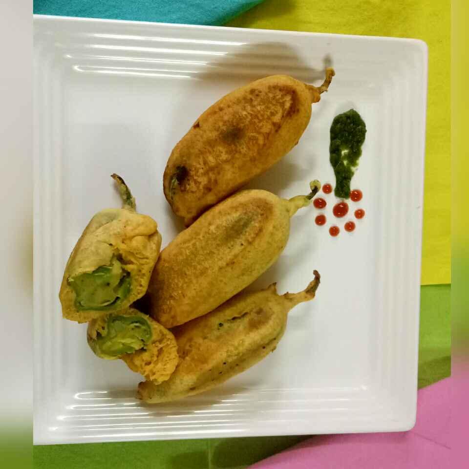 Photo of Mirch Pakoras by Shilpa gupta at BetterButter