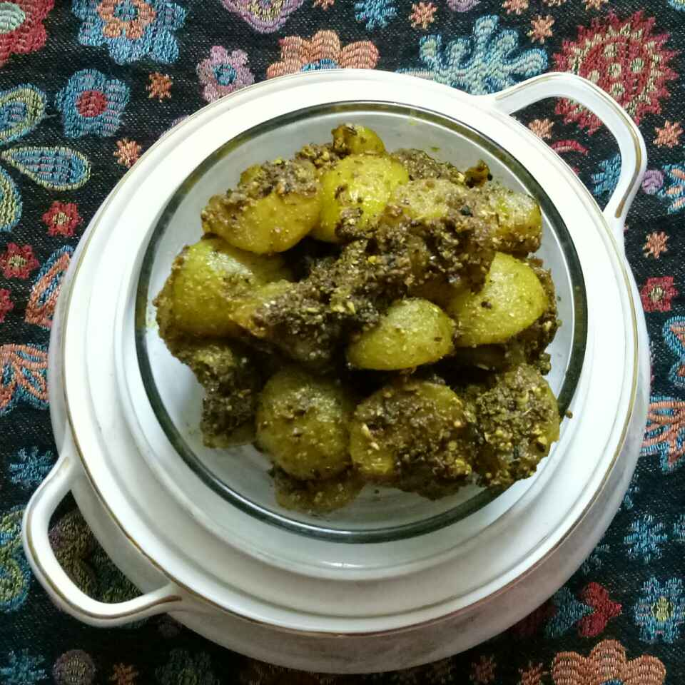 How to make Amla Sabzi