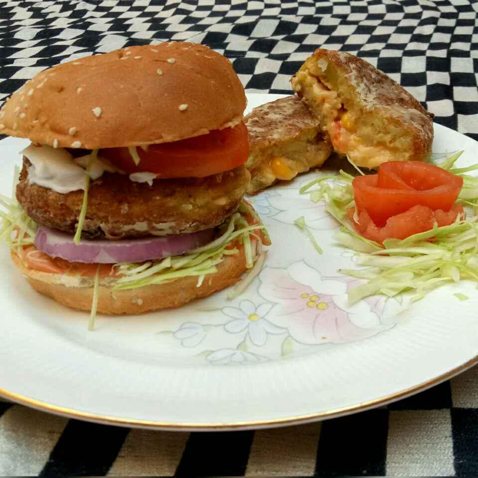Photo of Swag burger by Shilpa gupta at BetterButter