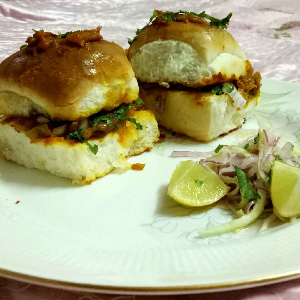 Photo of Masala Pav by Shilpa gupta at BetterButter