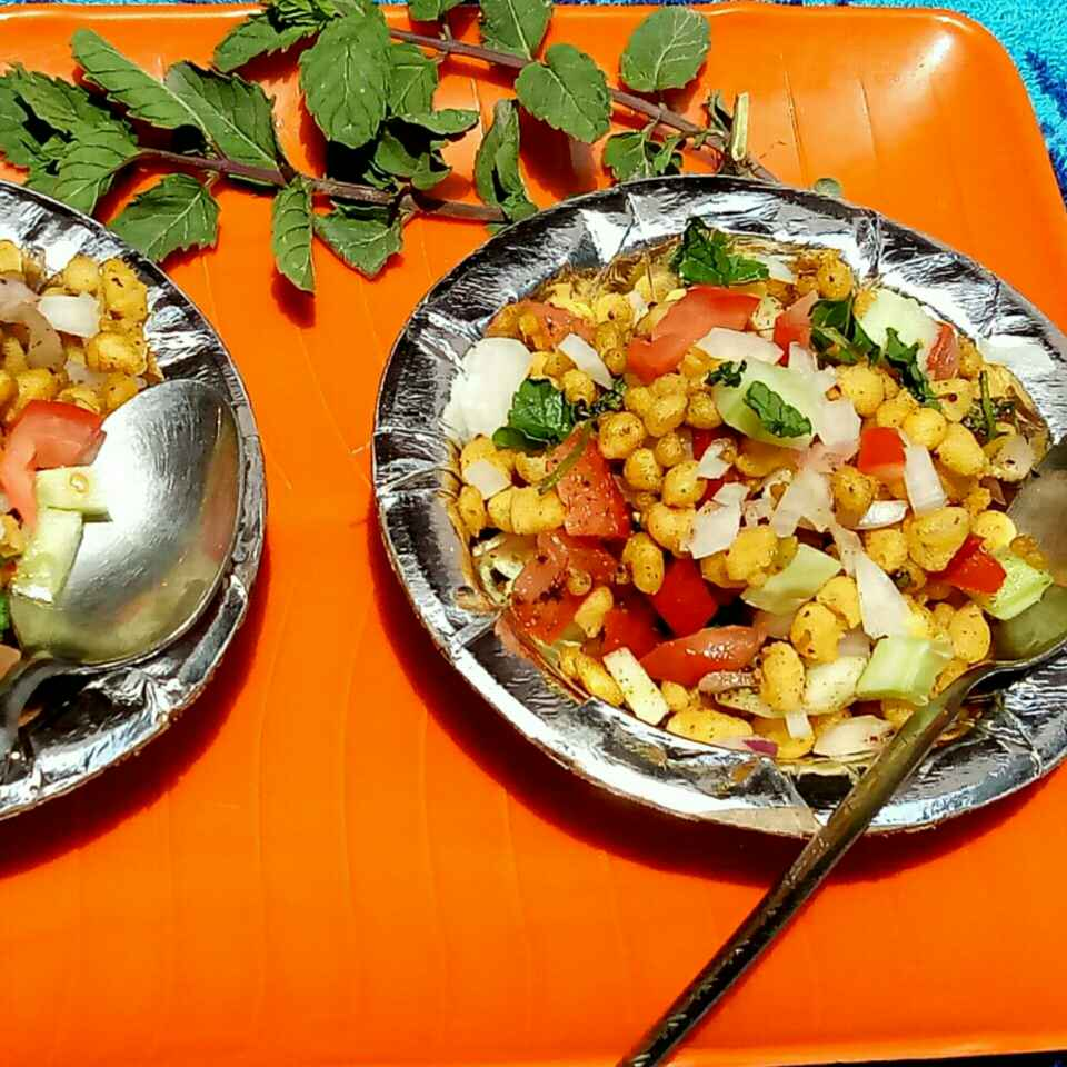 How to make Boondi Bhel