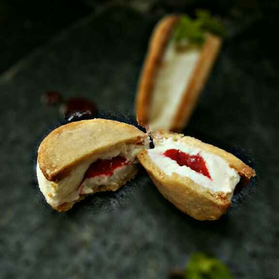 Photo of Yoghurt wheels dessert by Shilpa Mehta at BetterButter