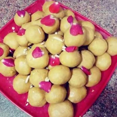 How to make Besan  Laddu