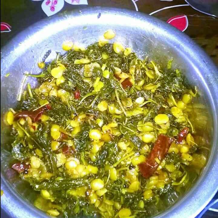 Photo of Ambadichi bhaji by Shilpa Deshmukh at BetterButter