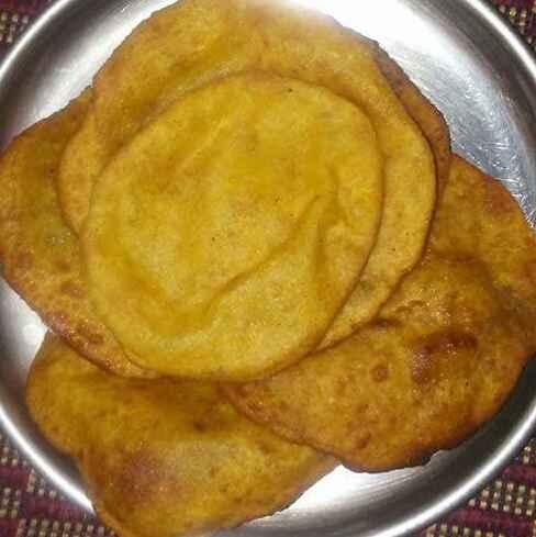 Photo of Lal bhoplyachya purya by Shilpa Deshmukh at BetterButter