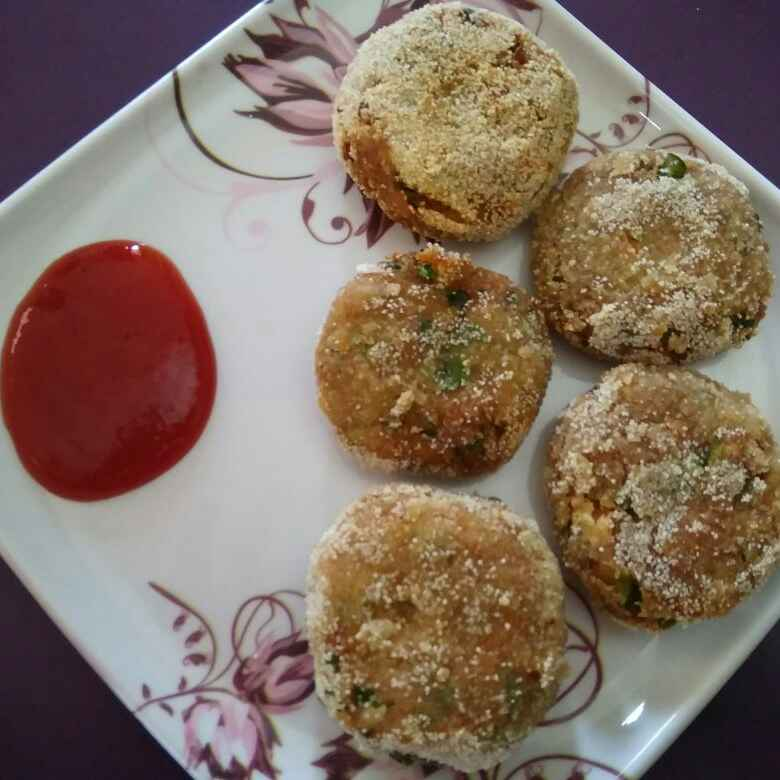 Photo of Veg cutlet by Shilpa Deshmukh at BetterButter