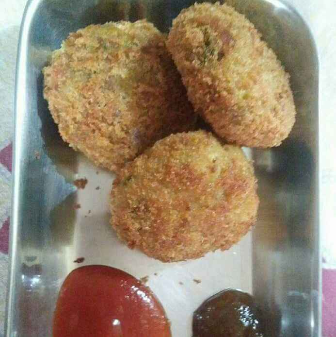 Photo of Poha cutlet by Shilpa Deshmukh at BetterButter