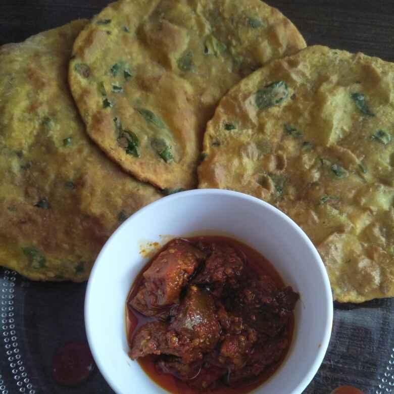 Photo of Methi puri by Shilpa Deshmukh at BetterButter
