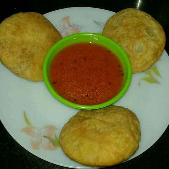 Photo of Kachori by Shilpa Deshmukh at BetterButter