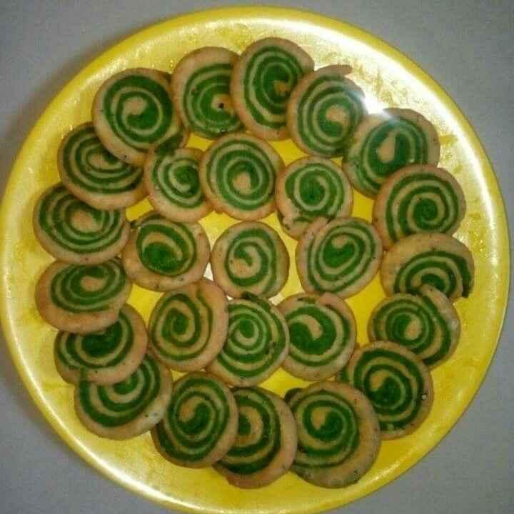 Photo of Palak wheel by Shilpa Deshmukh at BetterButter