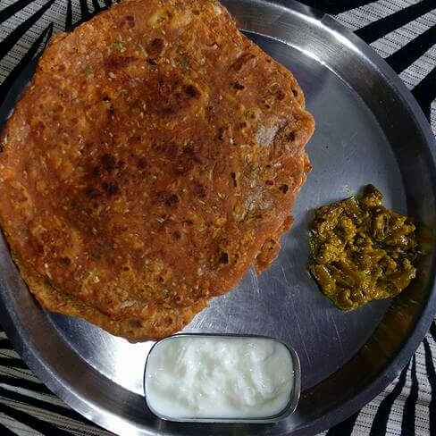 Photo of Kobi paratha by Shilpa Deshmukh at BetterButter