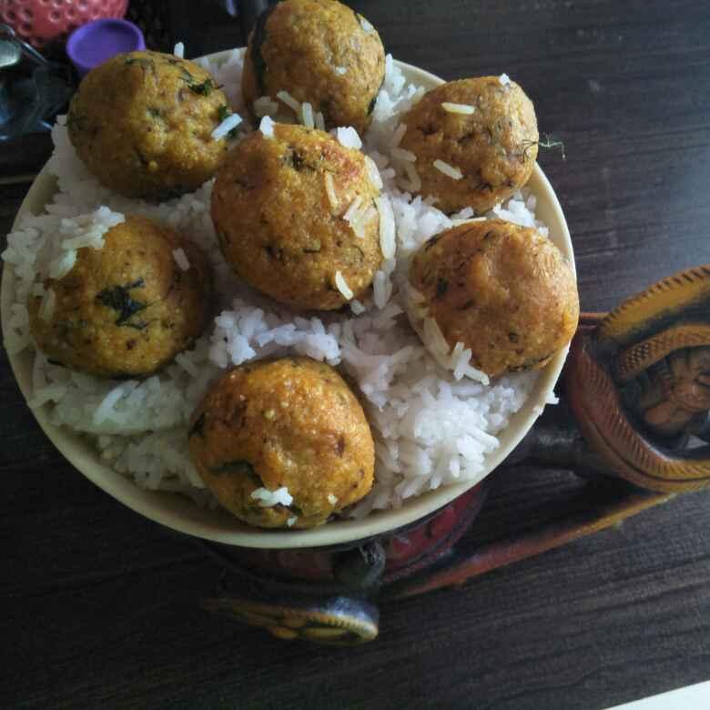 Photo of Gola bhat by Shilpa Deshmukh at BetterButter