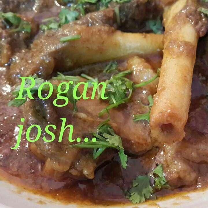 How to make Rogan josh