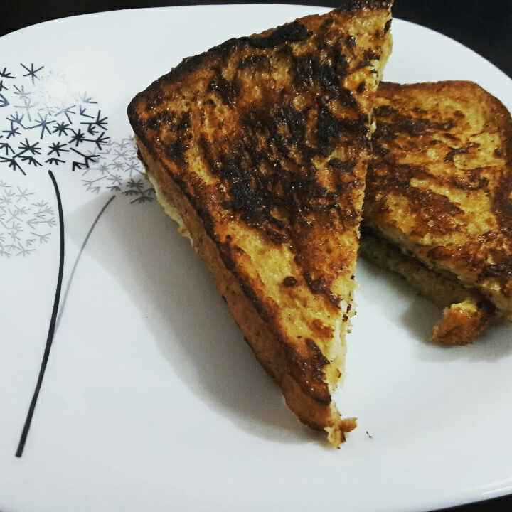 How to make Honey cinnamon nutella french toast