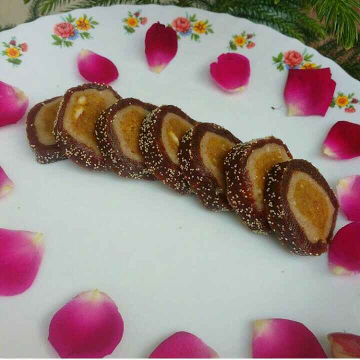 Photo of Dates Almond Delite by Shital Satapara at BetterButter