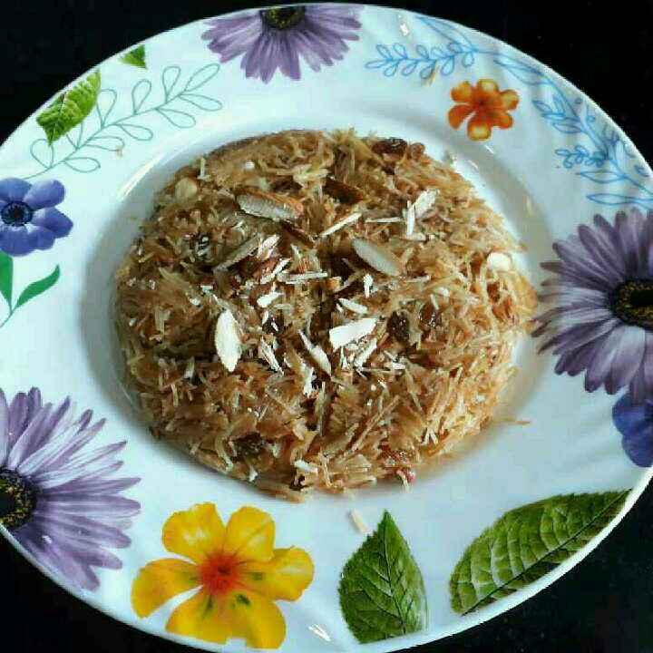 How to make Honey sevai
