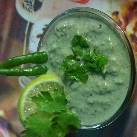 Photo of Coconut green chutney by Shivangee Shivi at BetterButter