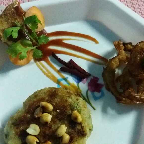 Photo of Poha tikki by Shivangee Shivi at BetterButter