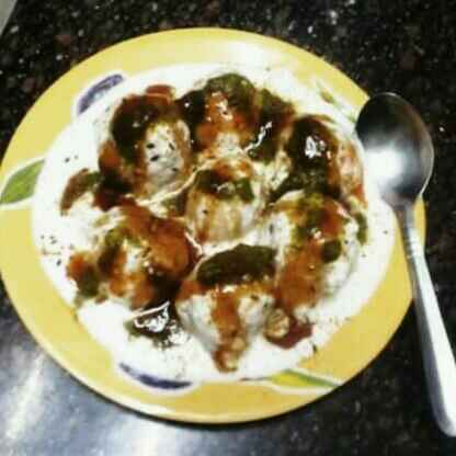 How to make Dahi bda