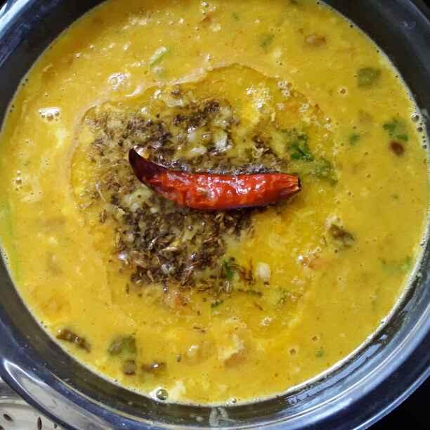 Photo of Dal Tadka Restaurant Style by Shivani Jain Awdhane at BetterButter