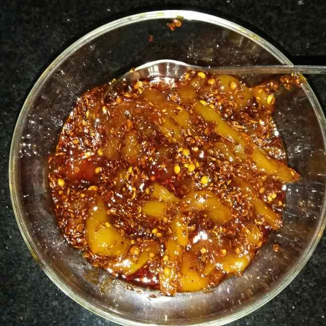 How to make Aam launji