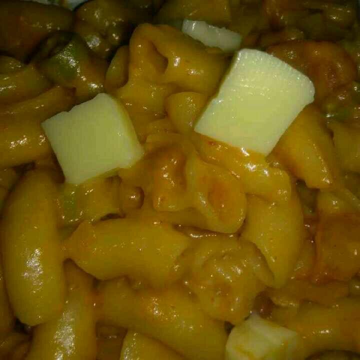 How to make Cheesy macaroni