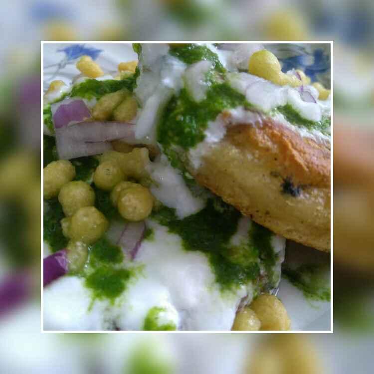 Photo of Yummy aloo tikki chaat by Shivani Pawar at BetterButter