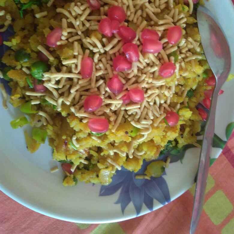 How to make INDORI POHE