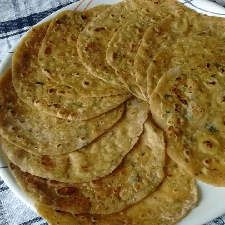 Photo of Masaladar Chapati by Shoba Bharathraj at BetterButter