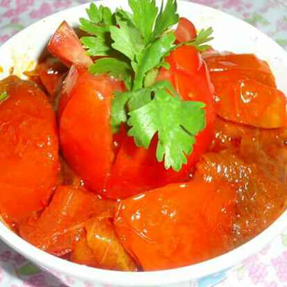 How to make Tomato fry