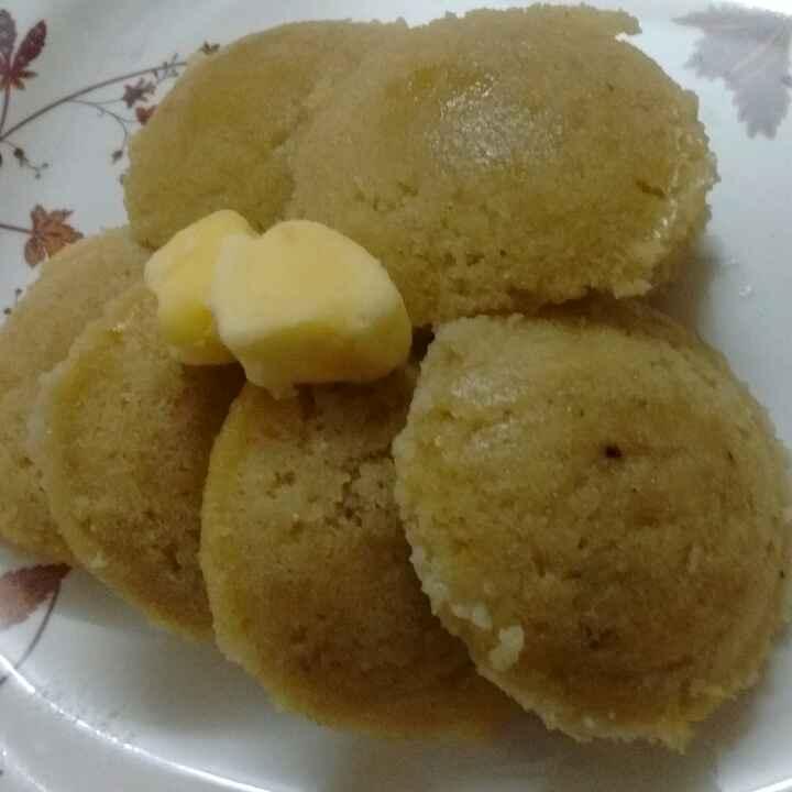 Photo of Jackfruit Idli by Shoba Bharathraj at BetterButter