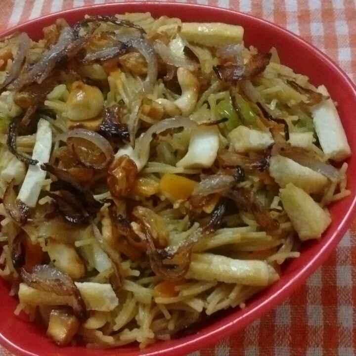 How to make Shahi Semiya Pulao