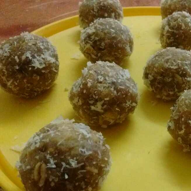 Photo of Healthy Muesli Laddoo by Shoba Bharathraj at BetterButter