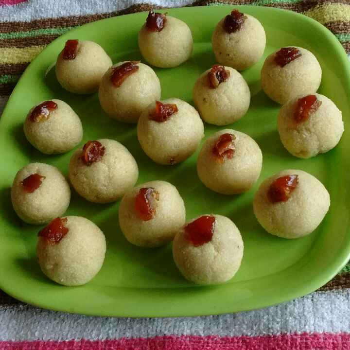 Photo of Instant Rava laddoo by Shoba Bharathraj at BetterButter