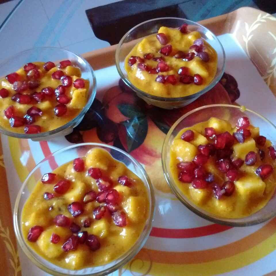 How to make Mixed Fruit Sasam