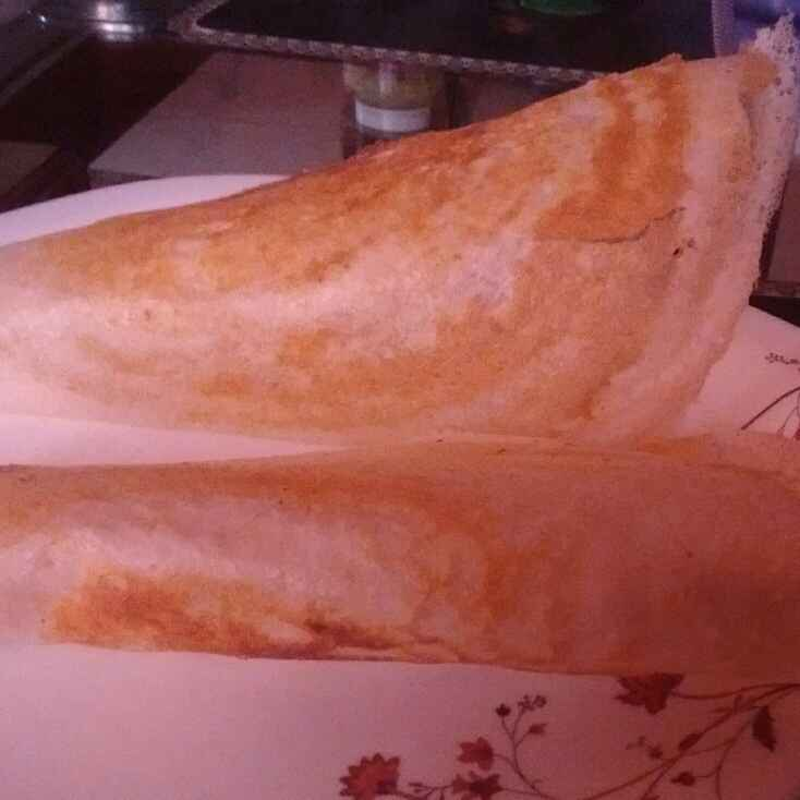 How to make Ghee Dosa