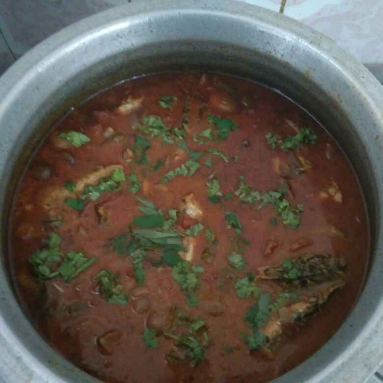 Photo of Nellai fish curry by Shoba Jaivin at BetterButter