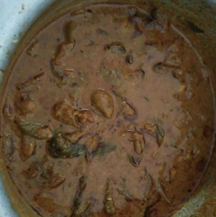 Photo of Dry fish gravy by Shoba Jaivin at BetterButter