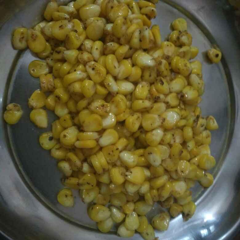 Photo of Butter sweat corn by Shoba Jaivin at BetterButter