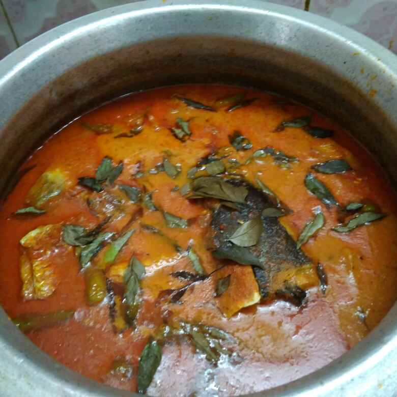 Photo of Nagarcoil style fish curry by Shoba Jaivin at BetterButter