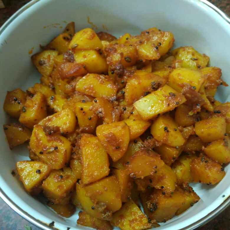 Photo of Potato fry by Shoba Jaivin at BetterButter