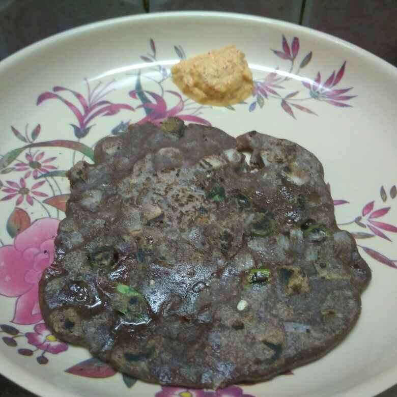Photo of Instant ragi Adai by Shoba Jaivin at BetterButter