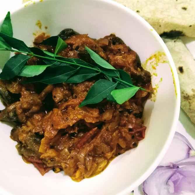 Photo of Mushroom chettinad masala by Shobana Rajesh at BetterButter