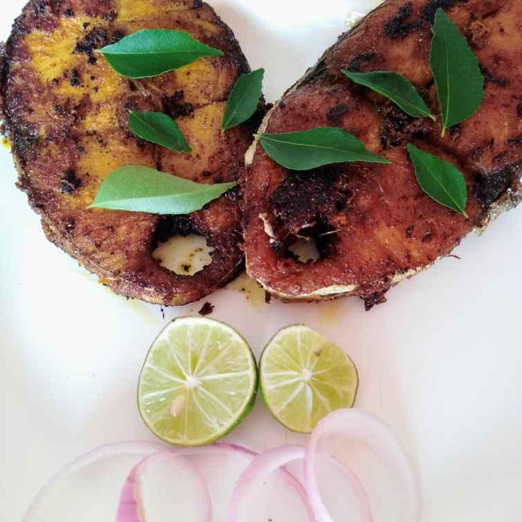 Photo of Chettinadu vanjiram fry by Shobana Rajesh at BetterButter