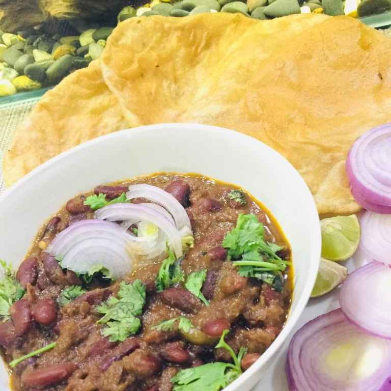 Photo of PUNJABI style rajma masala by Shobana Rajesh at BetterButter