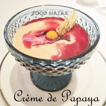 Photo of Creme de papaya by Shobha Keshwani at BetterButter