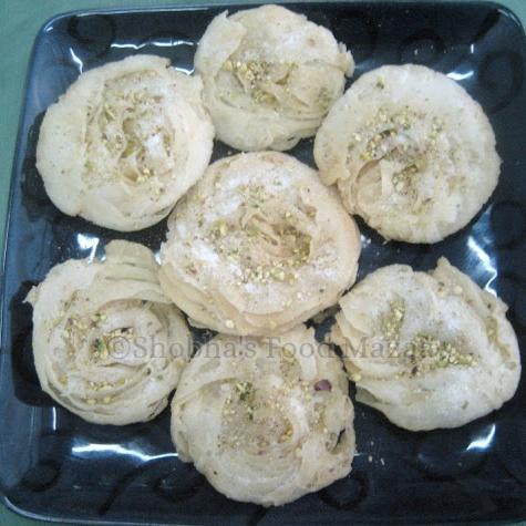 Photo of Satpura (Sindhi Sweet) by Shobha Keshwani at BetterButter