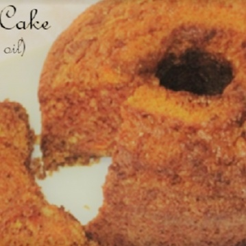 How to make CARROT CAKE WITH OLIVE OIL